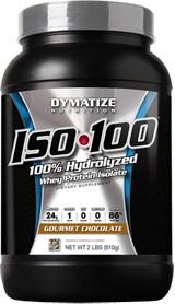 Изолят Dymatize ISO-100