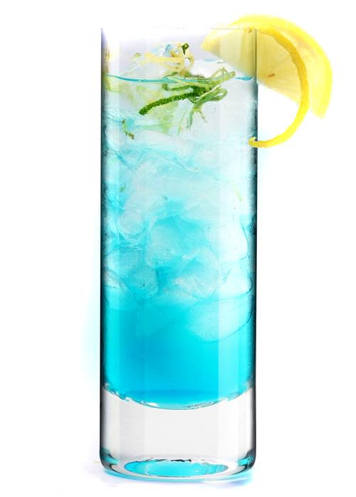 Рецепт Голубая лагуна