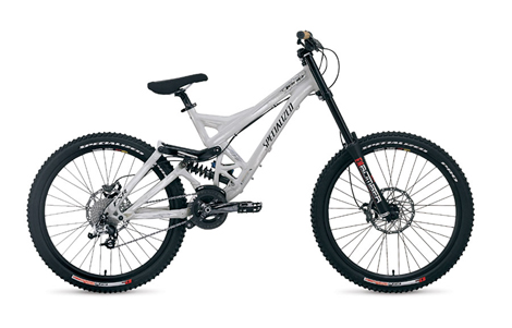 Велосипед для даунхилаSpecialized Demo 8 2006
