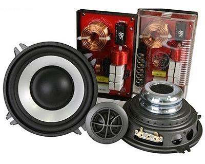 Компонентная акустика DLS UP5i