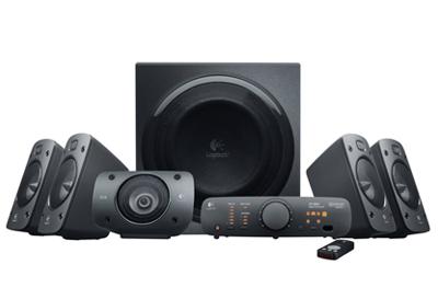 Акустика 5.1 Logitech Speaker System Z906