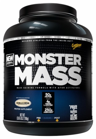 CytoSport Monster Mass