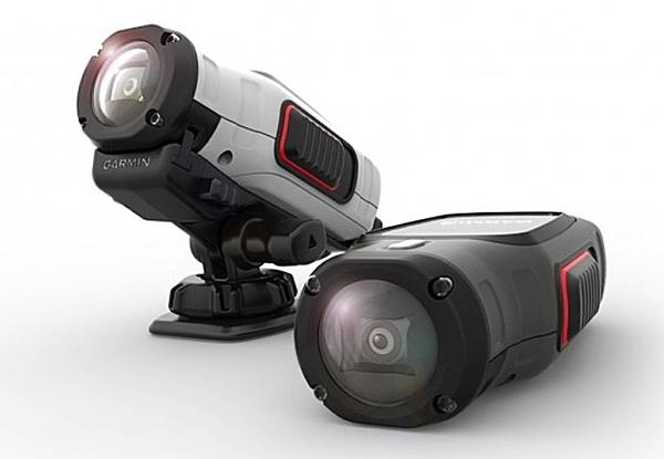 Две прочные видеокамеры VIRB и VIRB Elite
