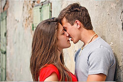 Подарите ей умопомрачительный поцелуй