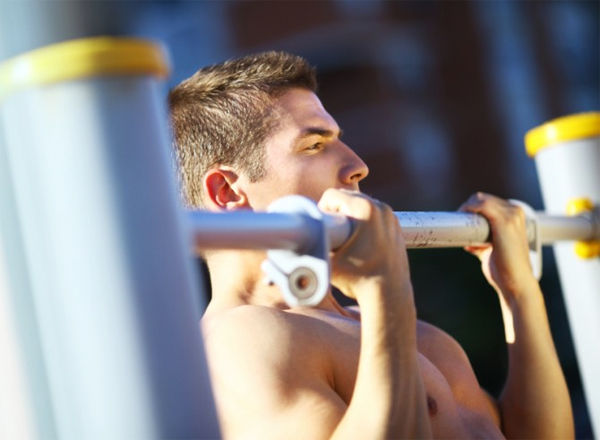 Как научиться подтягиваться за 8 недель