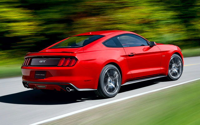 Ford Mustang 2015!