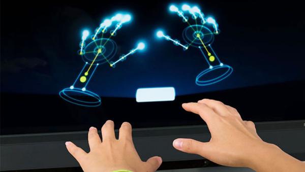 В 2014 в смартофонах и планшетах появится новая технология LeapMotion