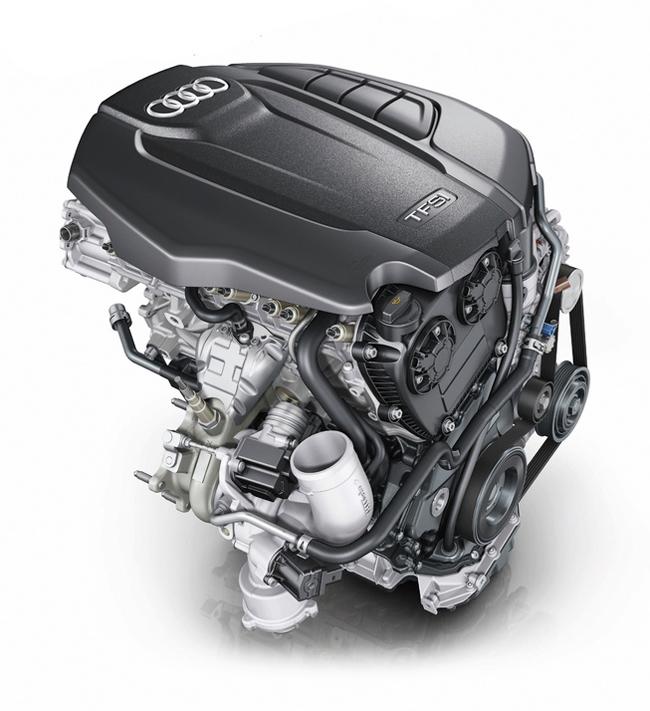 Бензиновый двигатель Audi 1.8 TSFI