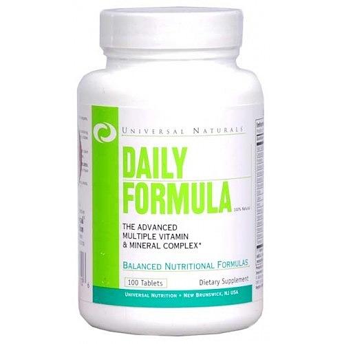 Комплекс витаминов Daily Formula