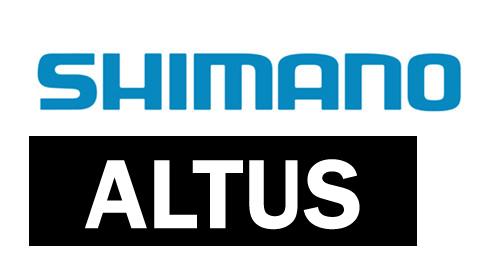 Shimano Altus - Обзор линейки оборудования