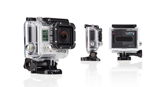 камера GoPro HERO3 WhiteEdition