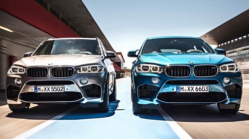 Новинки BMW X5 M и BMW X6 M - инновационное решение и стильный дизайн