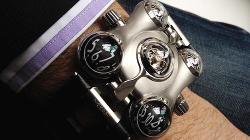 Новые часы от MB&F поразят ваше воображение