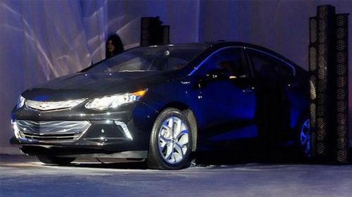 Многообещающий анонс нового автомобиля Chevrolet Volt 2
