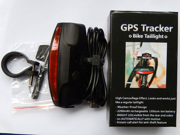 ProCycler 1 AntiTheftBicycle GPS Tracker