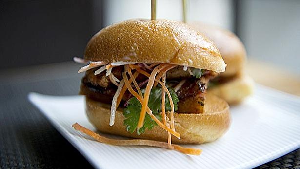 Вьетнамский бургер Банх ми