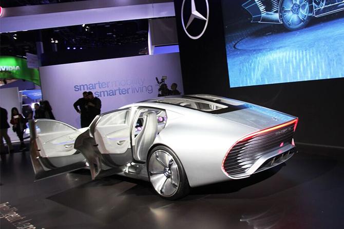 """Mercedes-Benz """"Концепт IAA"""""""