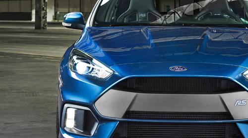 Новый Ford Focus RS поставлен на конвейер