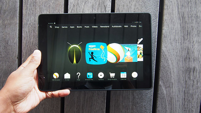KINDLE FIRE HDX 8.9 (2014)