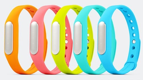 Xiaomi Mi Band 1S самый популярный фитнес треккер