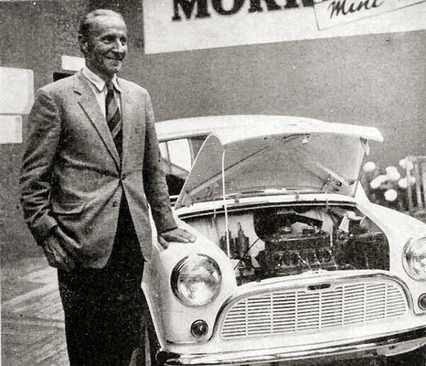 Mini 1959 года