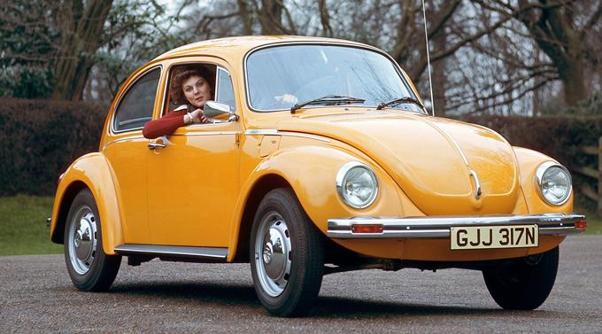 vw beetle 1938