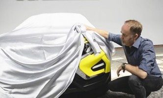 Стив Маттин показал небольшой фрагмент концепта Lada XCODE