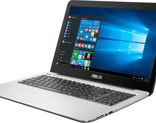 ASUS – модель X556UB