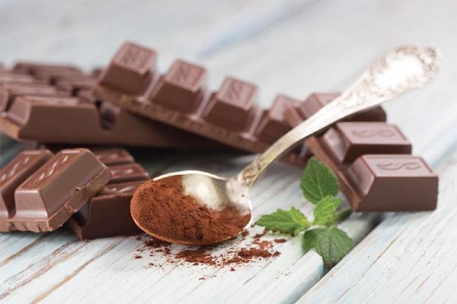 Горький шоколад