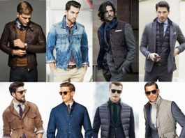ТОП стильных сочетаний одежды для мужчин